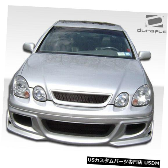 Spoiler 98-05レクサスGSサイバーデュラフレックスフロントボディキットバンパー!!! 102311 98-05 Lexus GS Cyber Duraflex Front Body Kit Bumper!!! 102311