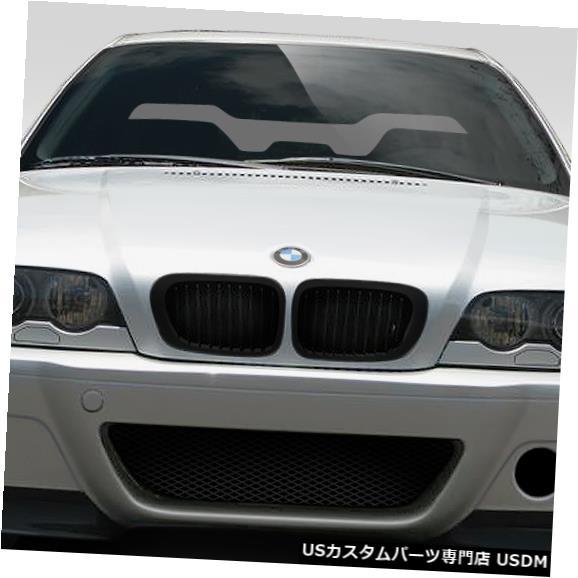 Spoiler 00-06 BMW 3シリーズCSLルックカーボンクリエーションズフロントボディキットバンパー!!! 112600 00-06 BMW 3 Series CSL Look Carbon Creations Front Body Kit Bumper!!! 112600
