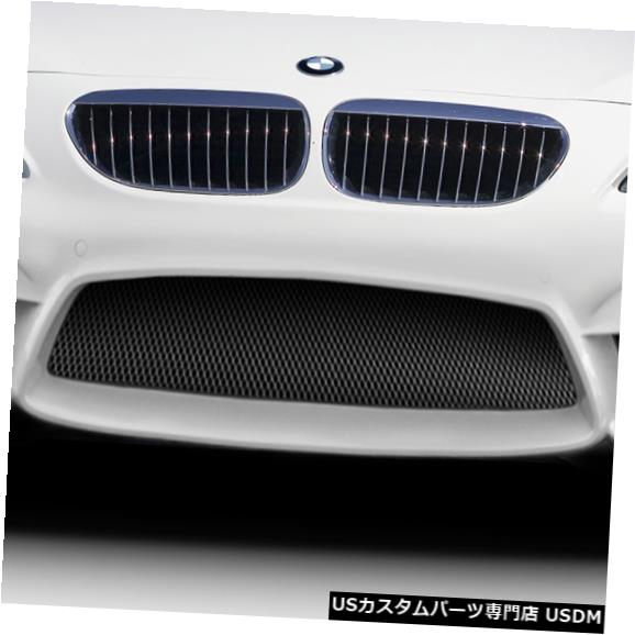 Spoiler 04-10 BMW 6シリーズM4ルックDuraflexフロントボディキットバンパー!!! 112694 04-10 BMW 6 Series M4 Look Duraflex Front Body Kit Bumper!!! 112694
