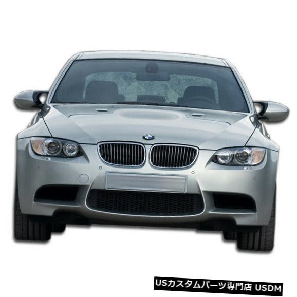 Spoiler 06-08 BMW 3シリーズ4DR M3ルックDuraflexフロントボディキットバンパー!!! 106077 06-08 BMW 3 Series 4DR M3 Look Duraflex Front Body Kit Bumper!!! 106077
