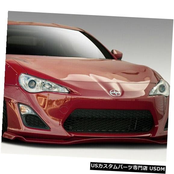 Spoiler 13-16 Scion FRS GT500 Duraflexフロントバンパーリップワイドボディキット!!! 109028 13-16 Scion FRS GT500 Duraflex Front Bumper Lip Wide Body Kit!!! 109028