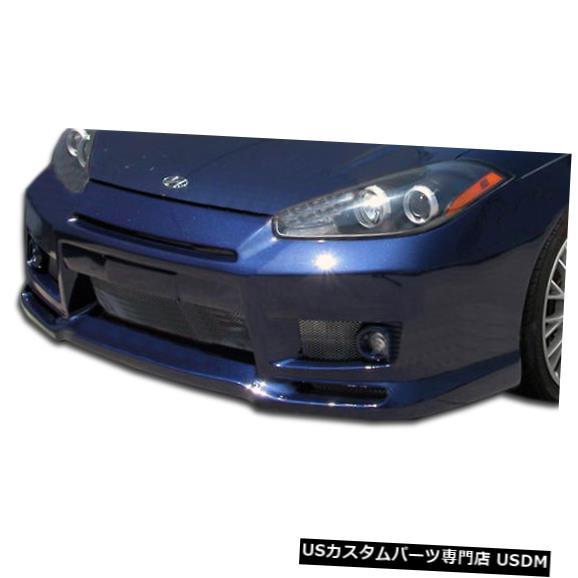 Spoiler 07-08 Hyundai Tiburon Spec-R Duraflexフロントボディキットバンパーに適合!!! 106001 07-08 Fits Hyundai Tiburon Spec-R Duraflex Front Body Kit Bumper!!! 106001