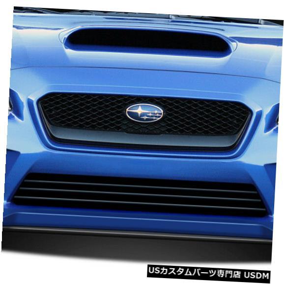 Spoiler 15-18スバルWRX NBRコンセプトデュラフレックスフロントバンパースプリッターボディキット!!! 109826 15-18 Subaru WRX NBR Concept Duraflex Front Bumper Splitter Body Kit!!! 109826