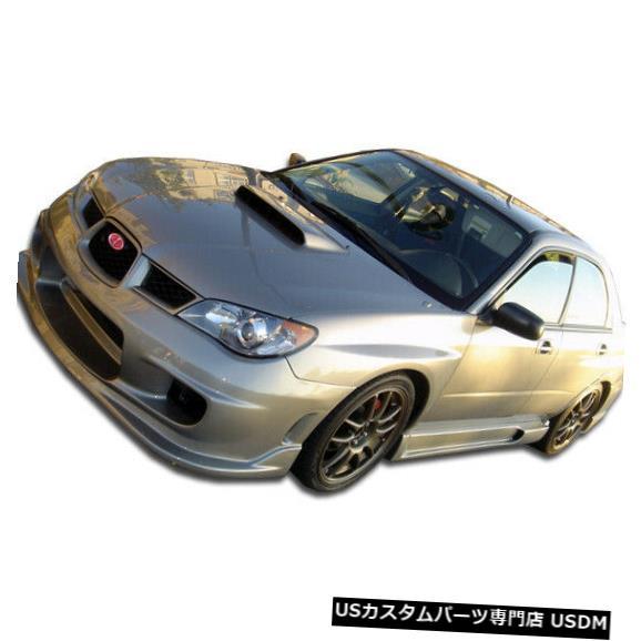 Spoiler 06-07スバルインプレッサI-Spec Duraflexフロントボディキットバンパー!!! 104304 06-07 Subaru Impreza I-Spec Duraflex Front Body Kit Bumper!!! 104304