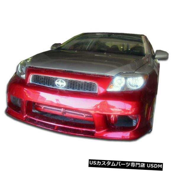 Spoiler 05-10 Scion TC Drifter 2 Duraflexフロントボディキットバンパー!!! 100666 05-10 Scion TC Drifter 2 Duraflex Front Body Kit Bumper!!! 100666