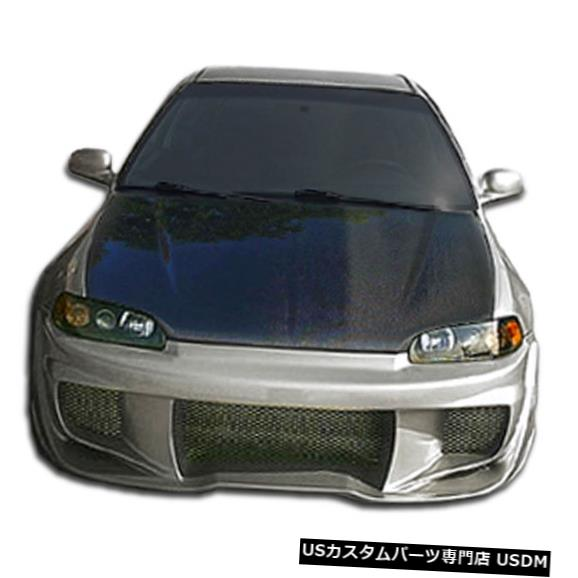Spoiler 92-95ホンダシビックWスポーツDuraflexフロントボディキットバンパー!!! 106926 92-95 Honda Civic W-Sport Duraflex Front Body Kit Bumper!!! 106926