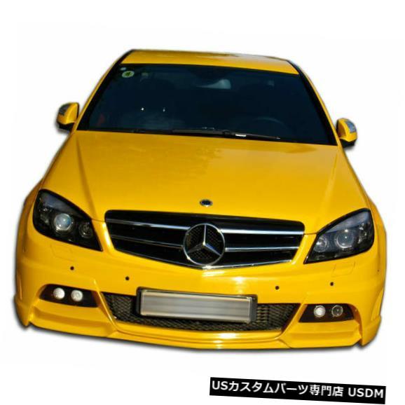Spoiler 08-11メルセデスCクラス4DR W-1 Duraflexフロントボディキットバンパー!!! 106105 08-11 Mercedes C Class 4DR W-1 Duraflex Front Body Kit Bumper!!! 106105