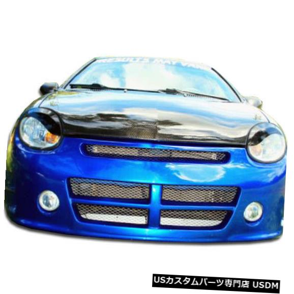 Spoiler 03-05ダッジネオンバイパーデュラフレックスフロントボディキットバンパー!!! 103931 03-05 Dodge Neon Viper Duraflex Front Body Kit Bumper!!! 103931