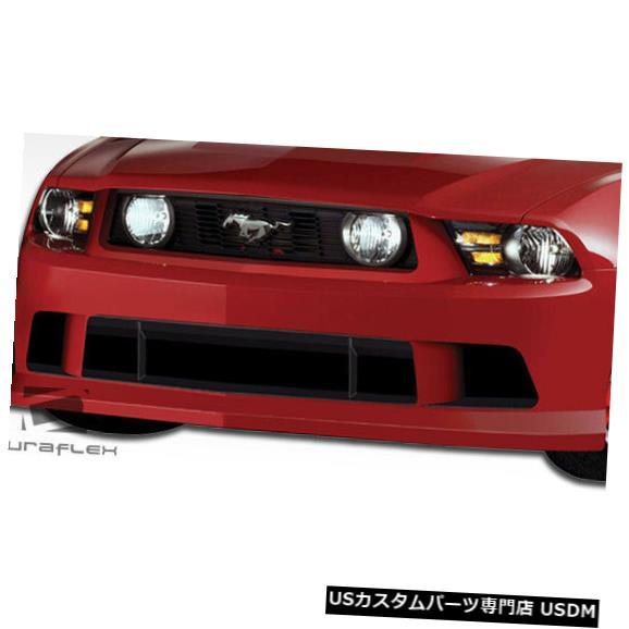 Spoiler 10-12フォードマスタングサーキットDuraflexフロントボディキットバンパー!!! 105857 10-12 Ford Mustang Circuit Duraflex Front Body Kit Bumper!!! 105857