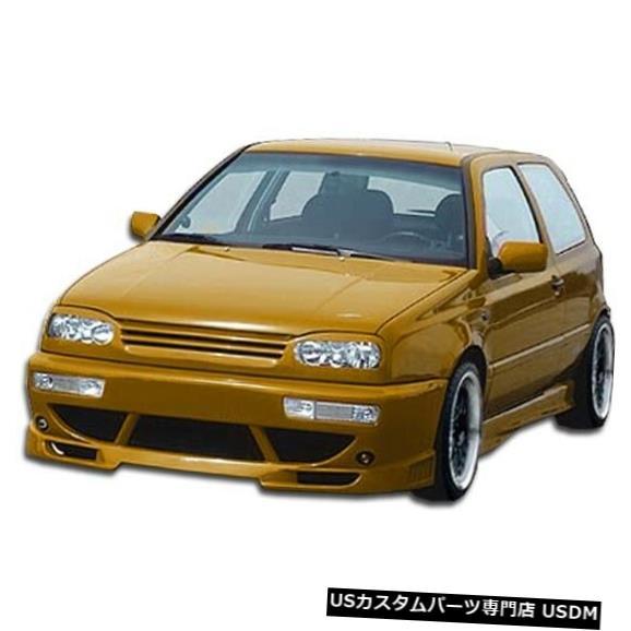 Spoiler 93-98フォルクスワーゲンゴルフLM-Sオーバーストックフロントボディキットバンパー!!! 103169 93-98 Volkswagen Golf LM-S Overstock Front Body Kit Bumper!!! 103169