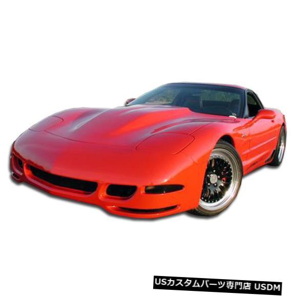 Spoiler 97-04シボレーコルベットTSコンセプトデュラフレックスフロントボディキットバンパー!!! 104122 97-04 Chevrolet Corvette TS Concept Duraflex Front Body Kit Bumper!!! 104122
