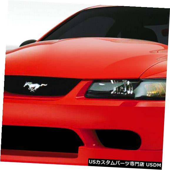 Spoiler 99-04フォードマスタングCBR500デュラフレックスフロントワイドボディキットバンパー!!! 107580 99-04 Ford Mustang CBR500 Duraflex Front Wide Body Kit Bumper!!! 107580