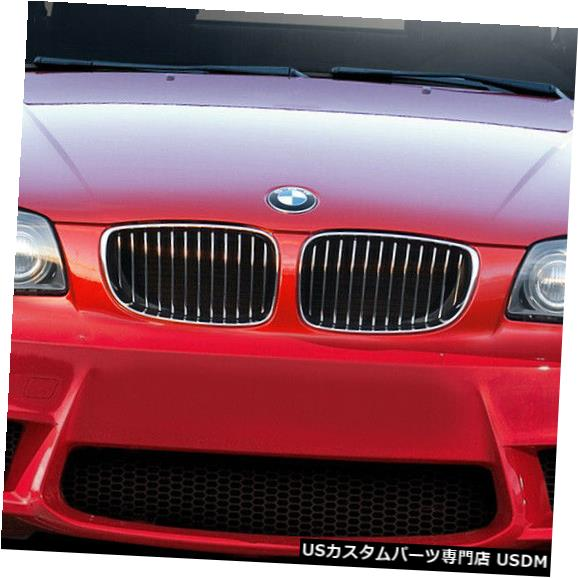Spoiler 08-13 BMW 1シリーズAF-1エアロファンクション(GFK)フロントボディキットバンパー!!! 108856 08-13 BMW 1 Series AF-1 Aero Function (GFK) Front Body Kit Bumper!!! 108856