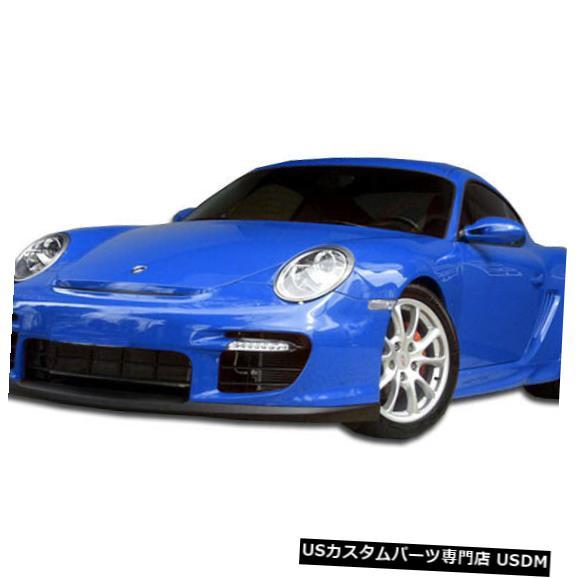Spoiler 06-08ポルシェケイマンGT-2デュラフレックスフロントボディキットバンパー!!! 107246 06-08 Porsche Cayman GT-2 Duraflex Front Body Kit Bumper!!! 107246