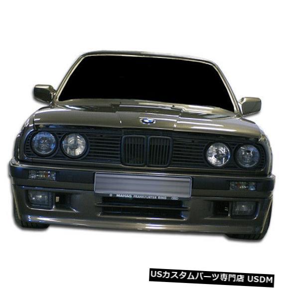 Spoiler 88-91 BMW 3シリーズM-Tech Duraflexフロントボディキットバンパー!!! 105044 88-91 BMW 3 Series M-Tech Duraflex Front Body Kit Bumper!!! 105044