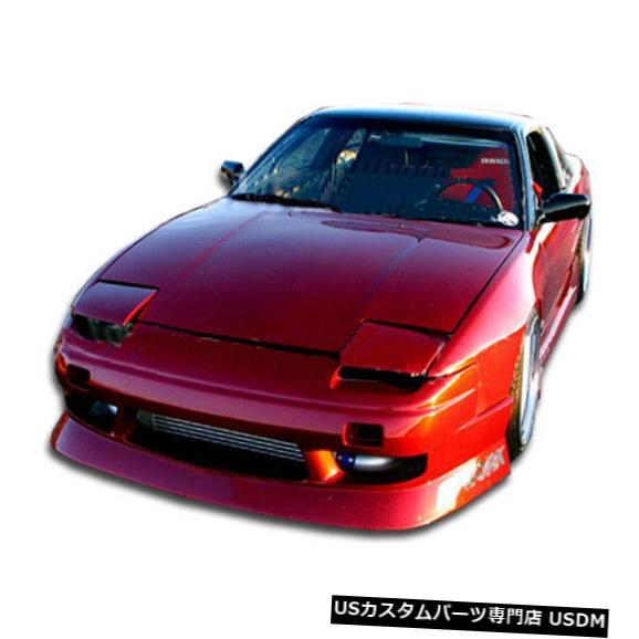 Spoiler 89-94は日産240SX Type U Duraflexフロントボディキットバンパーに適合!!! 103547 89-94 Fits Nissan 240SX Type U Duraflex Front Body Kit Bumper!!! 103547