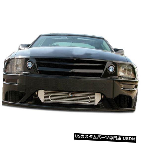Spoiler 05-09フォードマスタングスタリオンデュラフレックスフロントボディキットバンパー!!! 104296 05-09 Ford Mustang Stallion Duraflex Front Body Kit Bumper!!! 104296