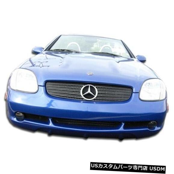 Spoiler 98-04メルセデスSLK AMGルックDuraflexフロントボディキットバンパー!!! 102488 98-04 Mercedes SLK AMG Look Duraflex Front Body Kit Bumper!!! 102488