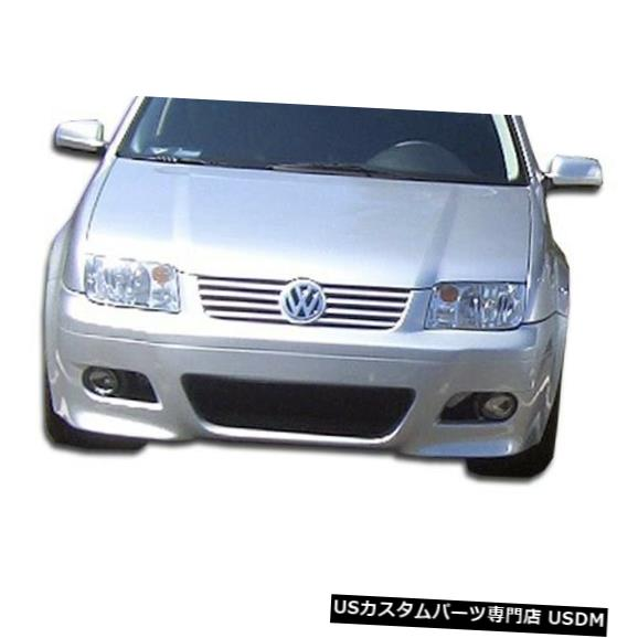 Spoiler 99-04フォルクスワーゲンジェッタM3ルックデュラフレックスフロントボディキットバンパー!!! 103222 99-04 Volkswagen Jetta M3 Look Duraflex Front Body Kit Bumper!!! 103222
