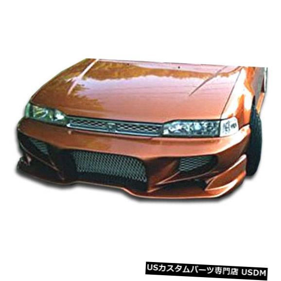 Spoiler 90-93ホンダアコードアグレッシブデュラフレックスフロントボディキットバンパー!!! 100920 90-93 Honda Accord Aggressive Duraflex Front Body Kit Bumper!!! 100920