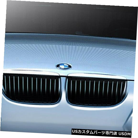 Spoiler 06-08 BMW 3シリーズ1MルックDuraflexフロントボディキットバンパー!!! 109018 06-08 BMW 3 Series 1M Look Duraflex Front Body Kit Bumper!!! 109018