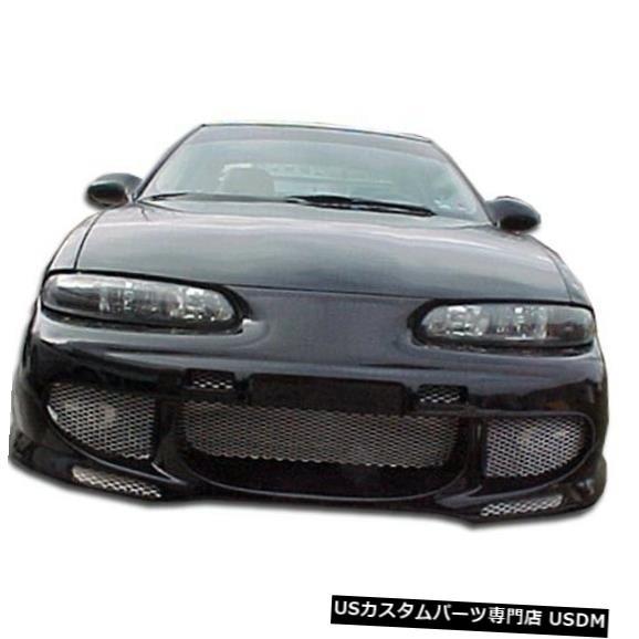 Spoiler 99-04オールズモビルアレロショーオフ3デュラフレックスフロントボディキットバンパー!!! 102156 99-04 Oldsmobile Alero Showoff 3 Duraflex Front Body Kit Bumper!!! 102156