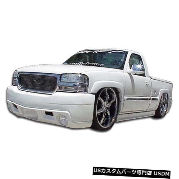 【送料無料/即納】  Spoiler 99-06 103982 GMC Sierra VIP Duraflexフロントボディキットバンパー VIP!! Kit! 103982 99-06 GMC Sierra VIP Duraflex Front Body Kit Bumper!!! 103982, Reowide モデルカー カタログ SHOP:66741a60 --- growyourleadgen.petramanos.com