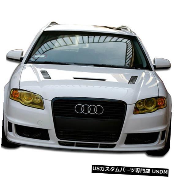 Spoiler 06-08アウディA4 DTM Duraflexフロントボディキットバンパー!!! 105035 06-08 Audi A4 DTM Duraflex Front Body Kit Bumper!!! 105035