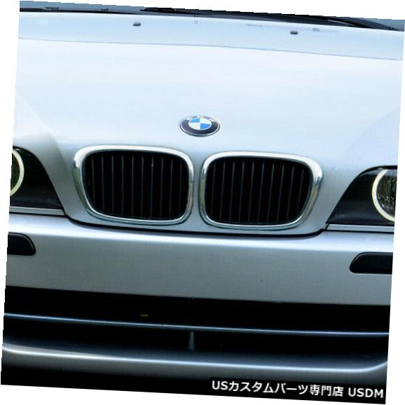 Spoiler 97-03 BMW 5シリーズ4DR M5ルックDuraflexフロントボディキットバンパー!!! 101801 97-03 BMW 5 Series 4DR M5 Look Duraflex Front Body Kit Bumper!!! 101801