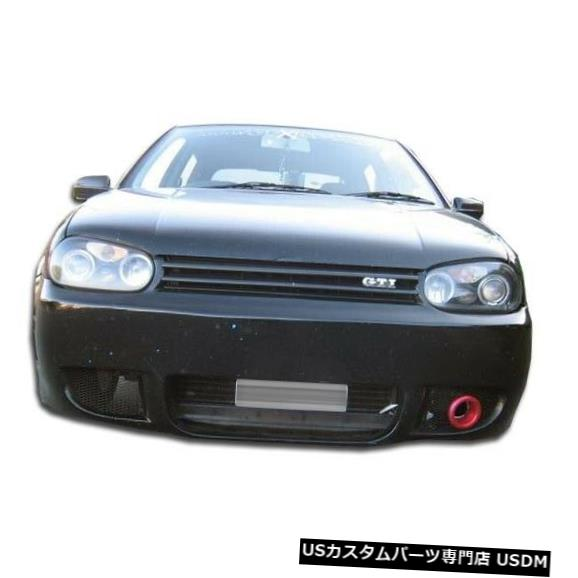 Spoiler 99-05フォルクスワーゲンゴルフピラニアデュラフレックスフロントボディキットバンパー!!! 103119 99-05 Volkswagen Golf Piranha Duraflex Front Body Kit Bumper!!! 103119
