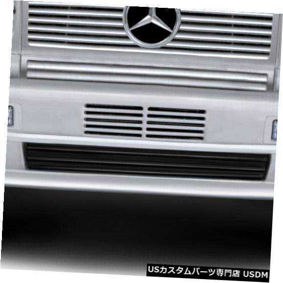 Spoiler 00-10メルセデスGクラスエロスV.3デュラフレックスフロントバンパーリップボディキット!!! 112845 00-10 Mercedes G Class Eros V.3 Duraflex Front Bumper Lip Body Kit!!! 112845