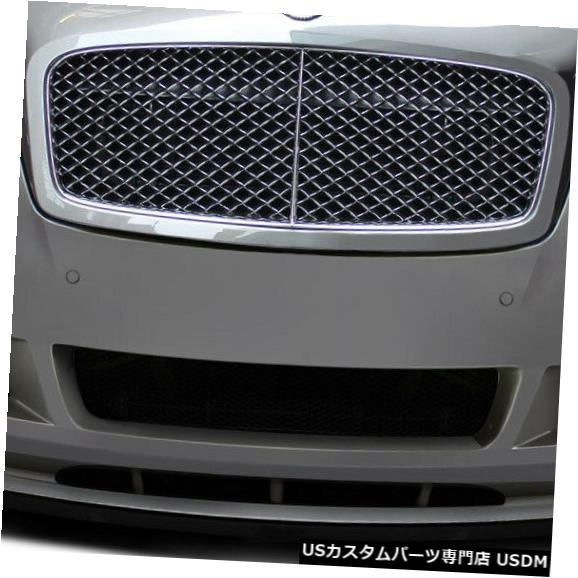 Spoiler 03-10ベントレーコンチネンタルAF-2エアロファンクションフロントバンパーリップボディキット!!! 113188 03-10 Bentley Continental AF-2 Aero Function Front Bumper Lip Body Kit!!! 113188
