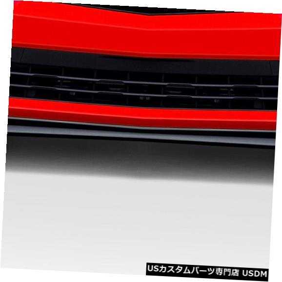 Spoiler 14-15シボレーカマロZ28ルックデュラフレックスフロントバンパーリップボディキット!!! 109806 14-15 Chevrolet Camaro Z28 Look Duraflex Front Bumper Lip Body Kit!!! 109806