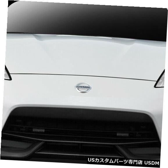 Spoiler 09-18日産370Z N-3 Duraflexフロントボディキットバンパーに適合!!! 112273 09-18 Fits Nissan 370Z N-3 Duraflex Front Body Kit Bumper!!! 112273
