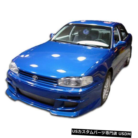 Spoiler 92-96トヨタカムリスイフトデュラフレックスフロントボディキットバンパー!!! 101207 92-96 Toyota Camry Swift Duraflex Front Body Kit Bumper!!! 101207