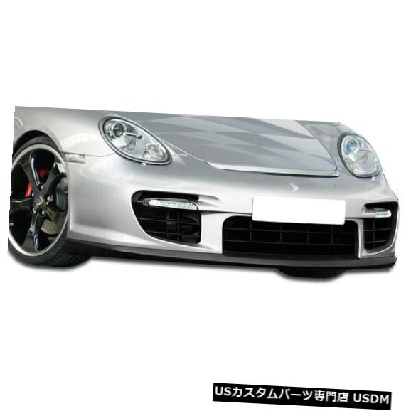 Spoiler 05-12ポルシェケイマンGT-2デュラフレックスフロントバンパーリップボディキット!!! 107248 05-12 Porsche Cayman GT-2 Duraflex Front Bumper Lip Body Kit!!! 107248