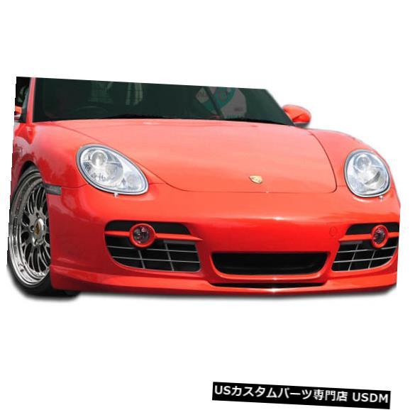 Spoiler 06-08ポルシェケイマンエロスV.2デュラフレックスフロントバンパーリップボディキット!!! 107260 06-08 Porsche Cayman Eros V.2 Duraflex Front Bumper Lip Body Kit!!! 107260