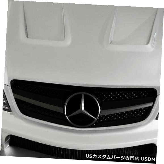 Spoiler 03-12メルセデスSL AF-2シリーズエアロファンクションフロントボディキットバンパー!!! 108016 03-12 Mercedes SL AF-2 Series Aero Function Front Body Kit Bumper!!! 108016