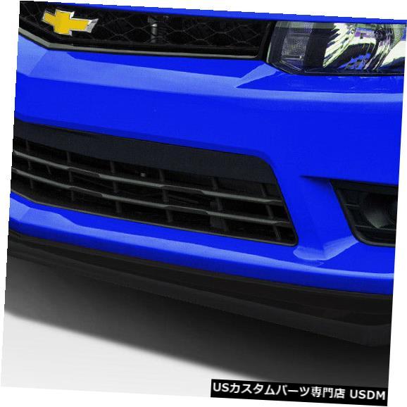 Spoiler 14-15シボレーカマロZ28デュラフレックスフロントバンパーリップボディキット!!! 112365 14-15 Chevrolet Camaro Z28 Duraflex Front Bumper Lip Body Kit!!! 112365