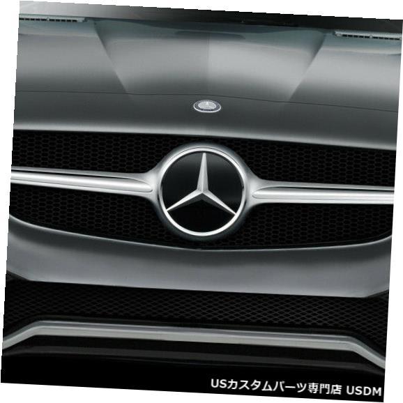 Spoiler 12-16メルセデスSLK W-1 Duraflexフロントボディキットバンパー!!! 113936 12-16 Mercedes SLK W-1 Duraflex Front Body Kit Bumper!!! 113936