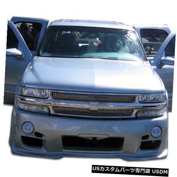 Spoiler 00-06シボレーサバーバンプラチナデュラフレックスフロントボディキットバンパー!!! 100016 00-06 Chevrolet Suburban Platinum Duraflex Front Body Kit Bumper!!! 100016