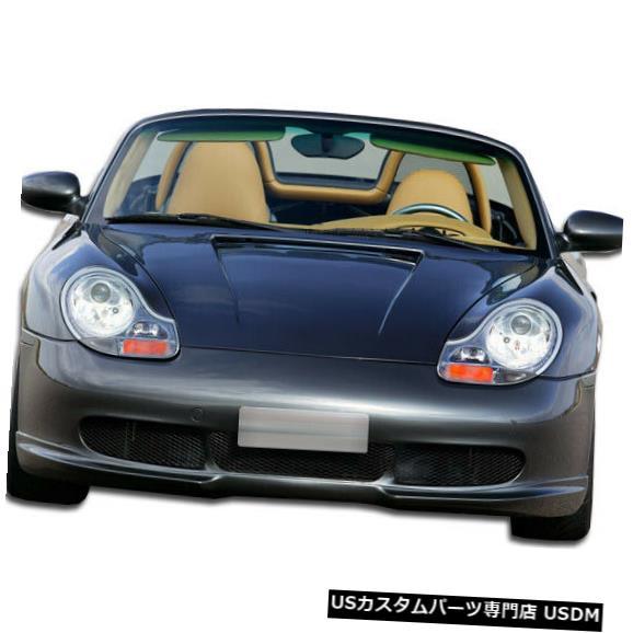 Spoiler 97-04ポルシェボクスターGスポーツDuraflexフロントバンパーリップボディキット!!! 105137 97-04 Porsche Boxster G-Sport Duraflex Front Bumper Lip Body Kit!!! 105137