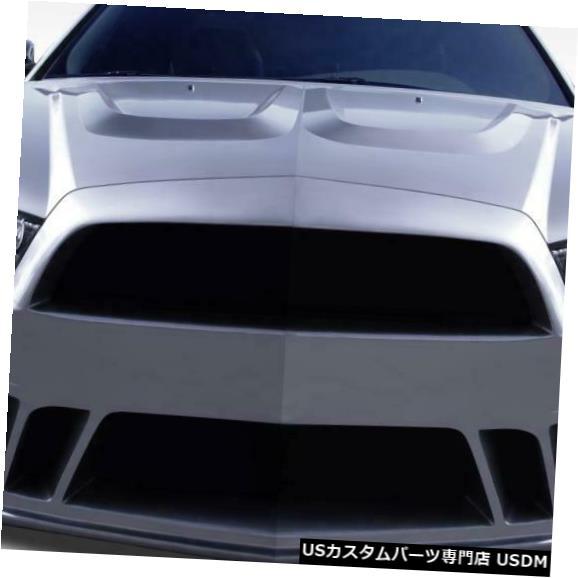 Spoiler 11-14ダッジチャージャーサーキットDuraflexフロントボディキットバンパー!!! 107654 11-14 Dodge Charger Circuit Duraflex Front Body Kit Bumper!!! 107654