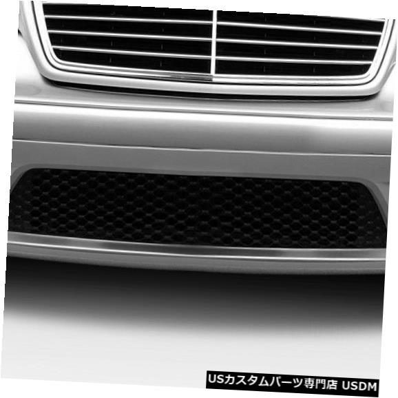 Spoiler 98-02メルセデスCLK C63外観Duraflexフロントボディキットバンパー!!! 108054 98-02 Mercedes CLK C63 Look Duraflex Front Body Kit Bumper!!! 108054