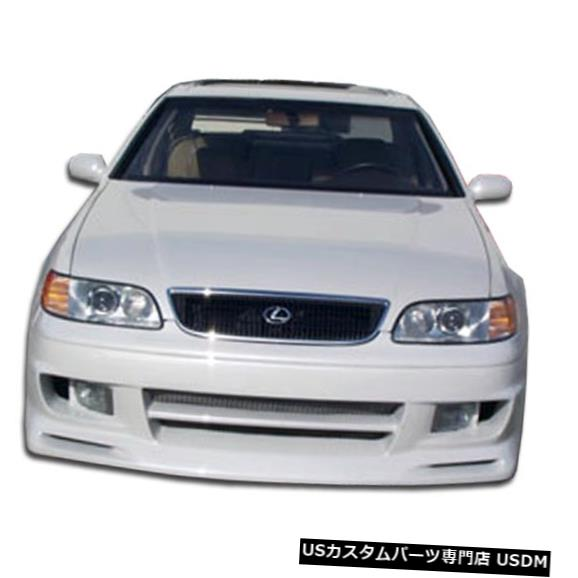 Spoiler 93-97レクサスGS AGデュラフレックスフロントボディキットバンパー!!! 101259 93-97 Lexus GS AG Duraflex Front Body Kit Bumper!!! 101259