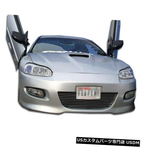 Spoiler 01-02ダッジストラタス2DRバイパーデュラフレックスフロントボディキットバンパー!!! 100221 01-02 Dodge Stratus 2DR Viper Duraflex Front Body Kit Bumper!!! 100221