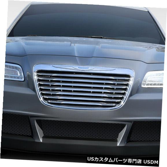 Spoiler 11-17クライスラー300ブリジオデュラフレックスフロントボディキットバンパー!!! 108322 11-17 Chrysler 300 Brizio Duraflex Front Body Kit Bumper!!! 108322