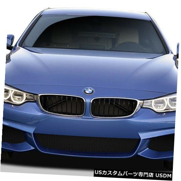 Spoiler 14-18 BMW 4シリーズMスポーツルックオーバーストックフロントボディキットバンパー!!! 109779 14-18 BMW 4 Series M Sport Look Overstock Front Body Kit Bumper!!! 109779