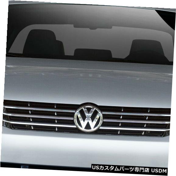 Spoiler 11-15フォルクスワーゲンパサートRルックデュラフレックスフロントボディキットバンパー!!! 109476 11-15 Volkswagen Passat R Look Duraflex Front Body Kit Bumper!!! 109476