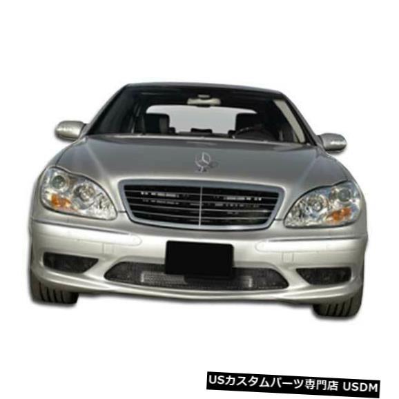 Spoiler 03-06メルセデスSクラスAMGルックDuraflexフロントボディキットバンパー!!! 103725 03-06 Mercedes S Class AMG Look Duraflex Front Body Kit Bumper!!! 103725